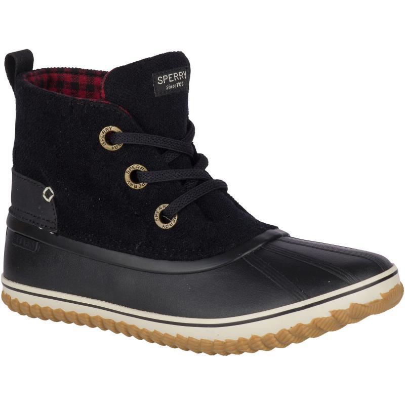 sperry sneaker booties